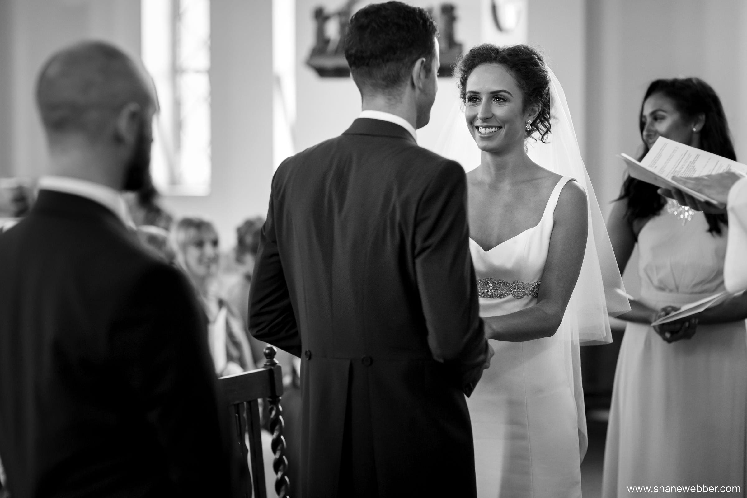 Classy and elegant bride