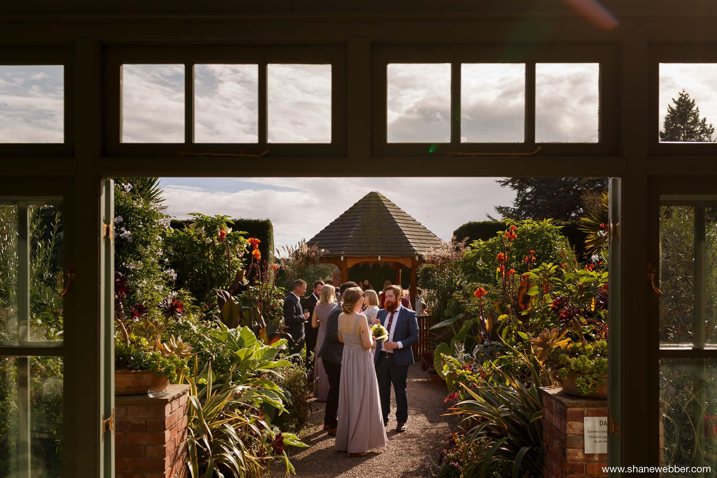 Abbeywood Estate gardens
