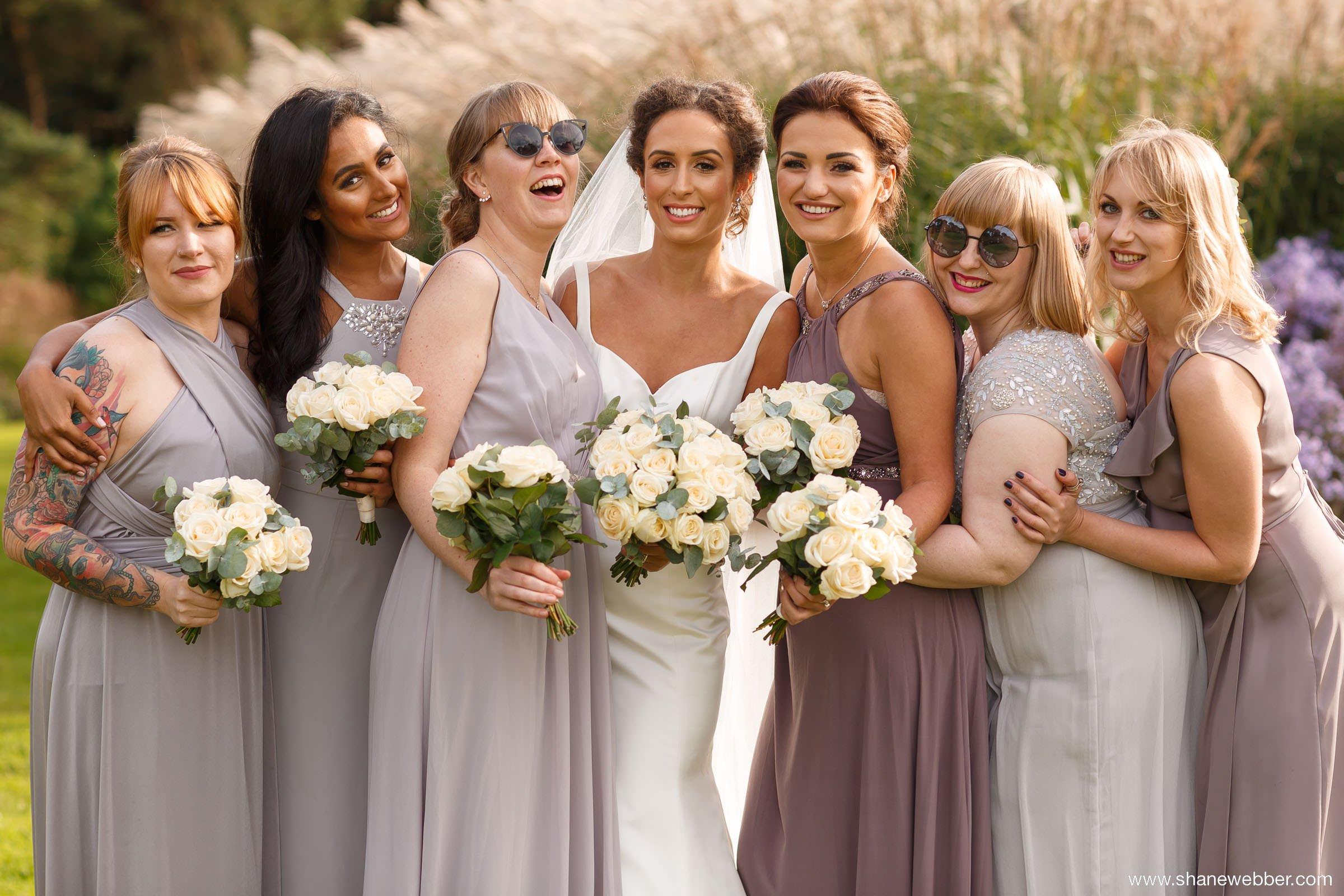 Abbeywood Estate Summer Wedding Photography