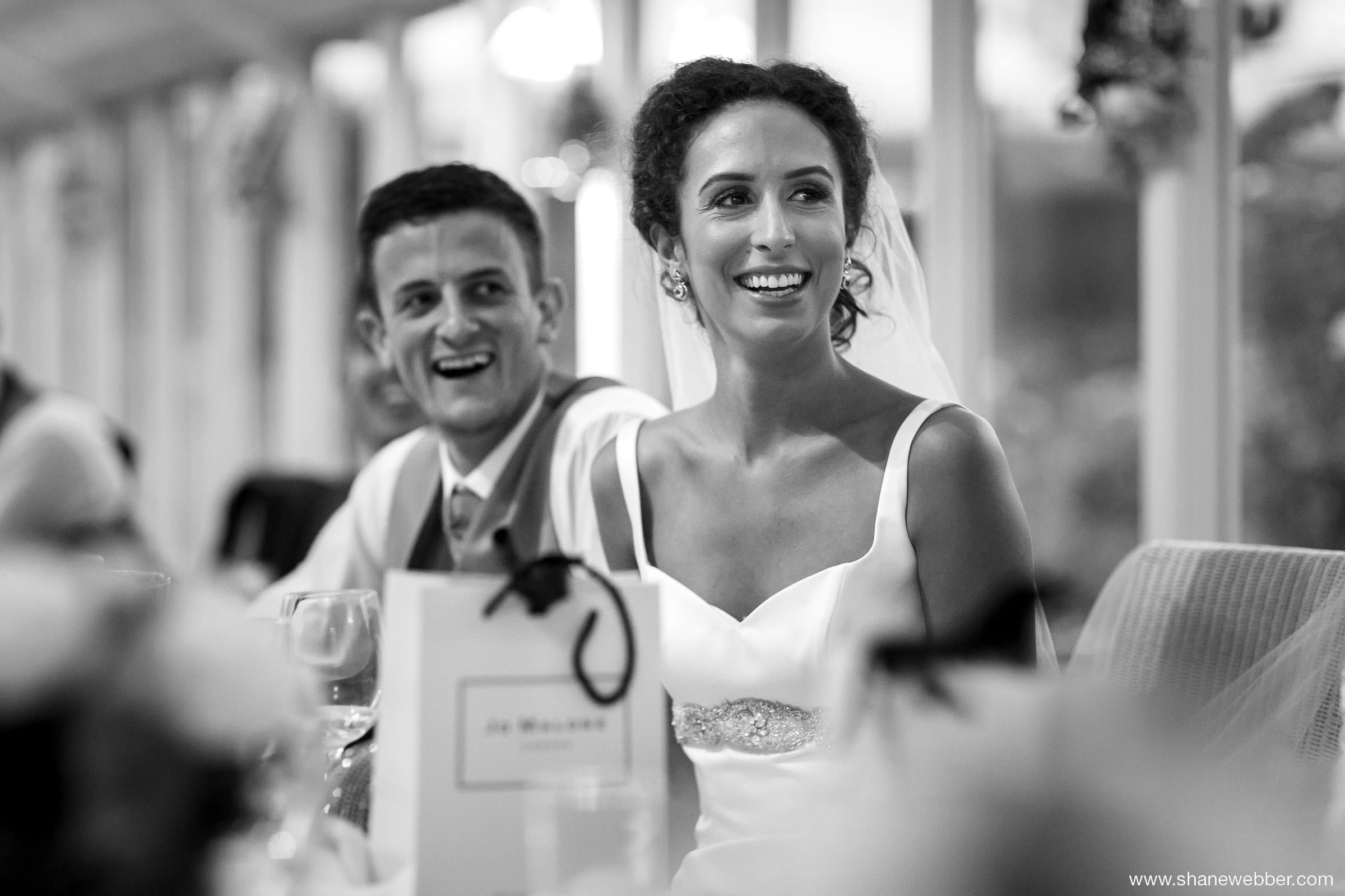 Abbeywood Estate wedding reception
