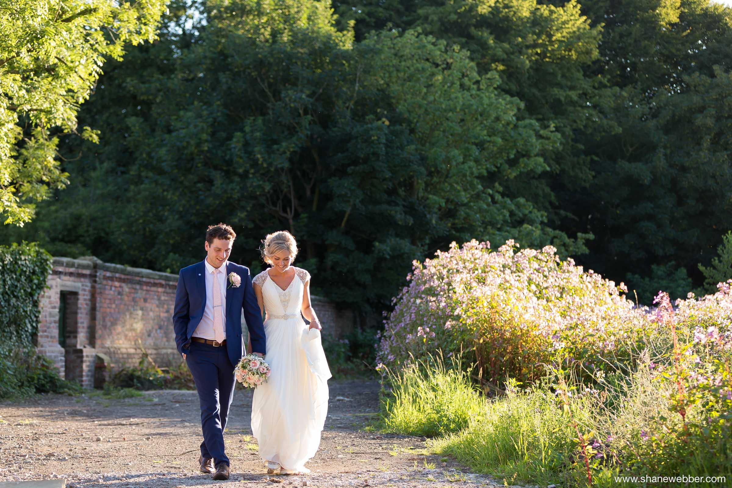 Wedding at Briars Hall