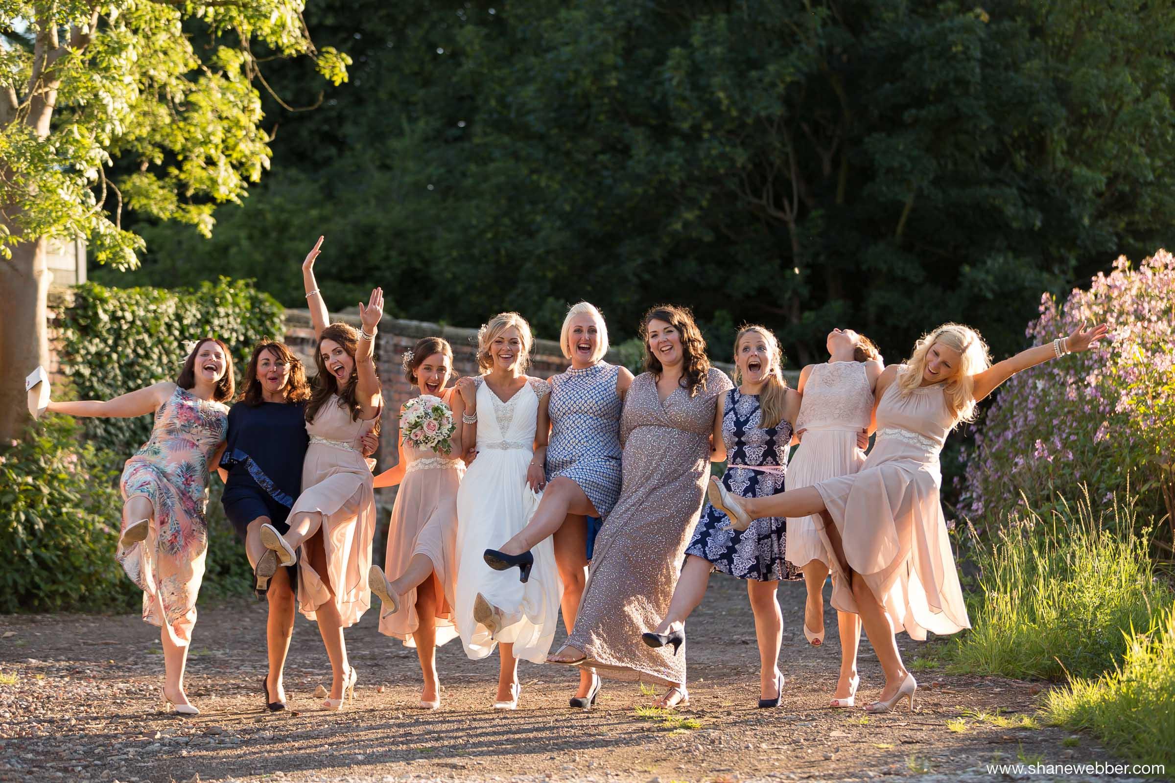 Fun Manchester Wedding Photography